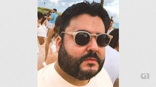 Exame confirma que filho do dono da Rede Paraíba de Comunicação morre de Covid-19