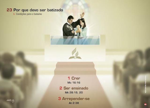 O Batismo na Bíblia