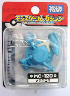 Metagross figure Takara Tomy Monster Collection MC series