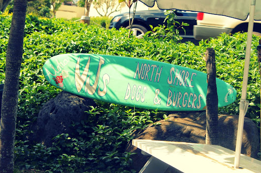 Haole's Hit the North Shore