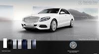Mercedes C250 Exclusive 2015 màu Trắng Polar 149
