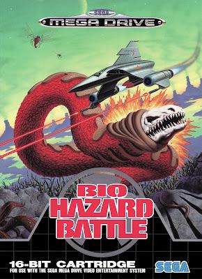 Rom de Bio Hazard Battle - Mega Drive em PT-BR