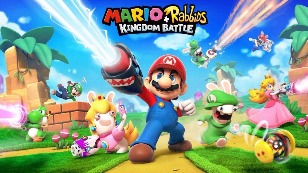 Mario + Rabbids Kingdom Battle muestra nuevo vídeo, El fantasma de la Bwahpera