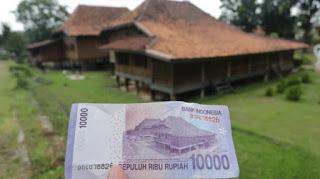 Gambar Rumah Asli Yang Ada Pada Uang Sepuluh Ribu Rupiah