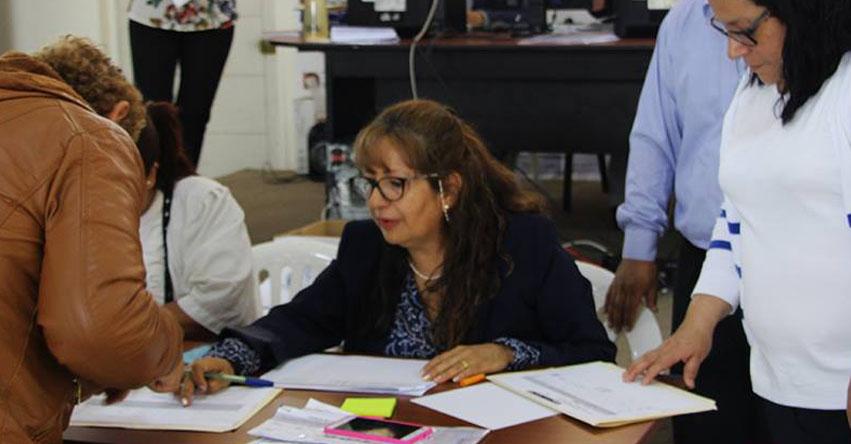 Se inicia proceso de nombramiento del personal administrativo del sector educación a nivel nacional (Res. Nº 018-2020-SERVIR/PE)