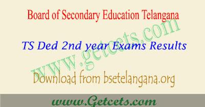 TS Ded 2nd year results 2020 Manabadi BSE Telangana