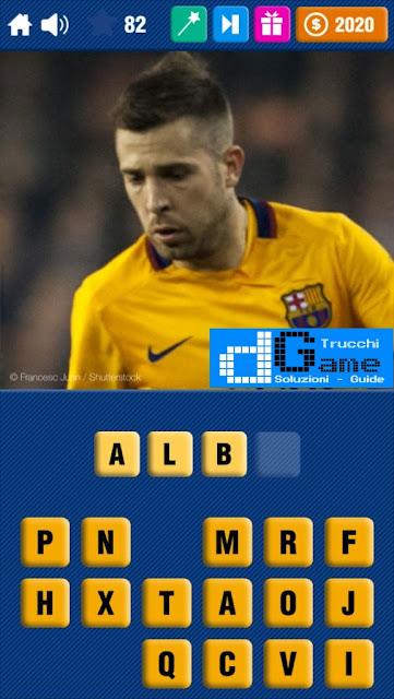 Calcio Quiz 2017 soluzione livello 81-90 | Parola e foto