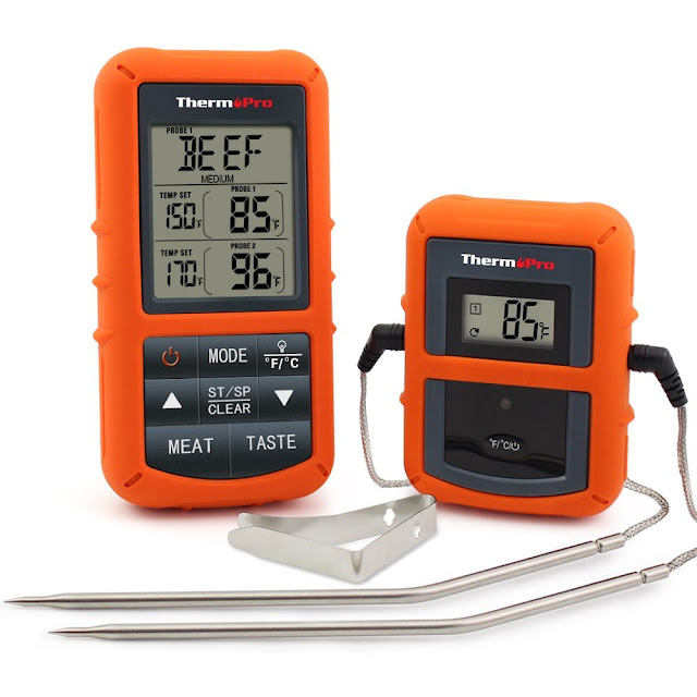 Thermopro tp20 meat thermometer review