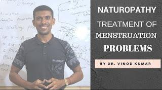 Naturopathy Treatment of Menstrution Problems