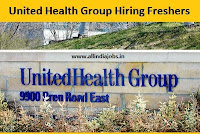 200 Job Openings For Freshers in UHG