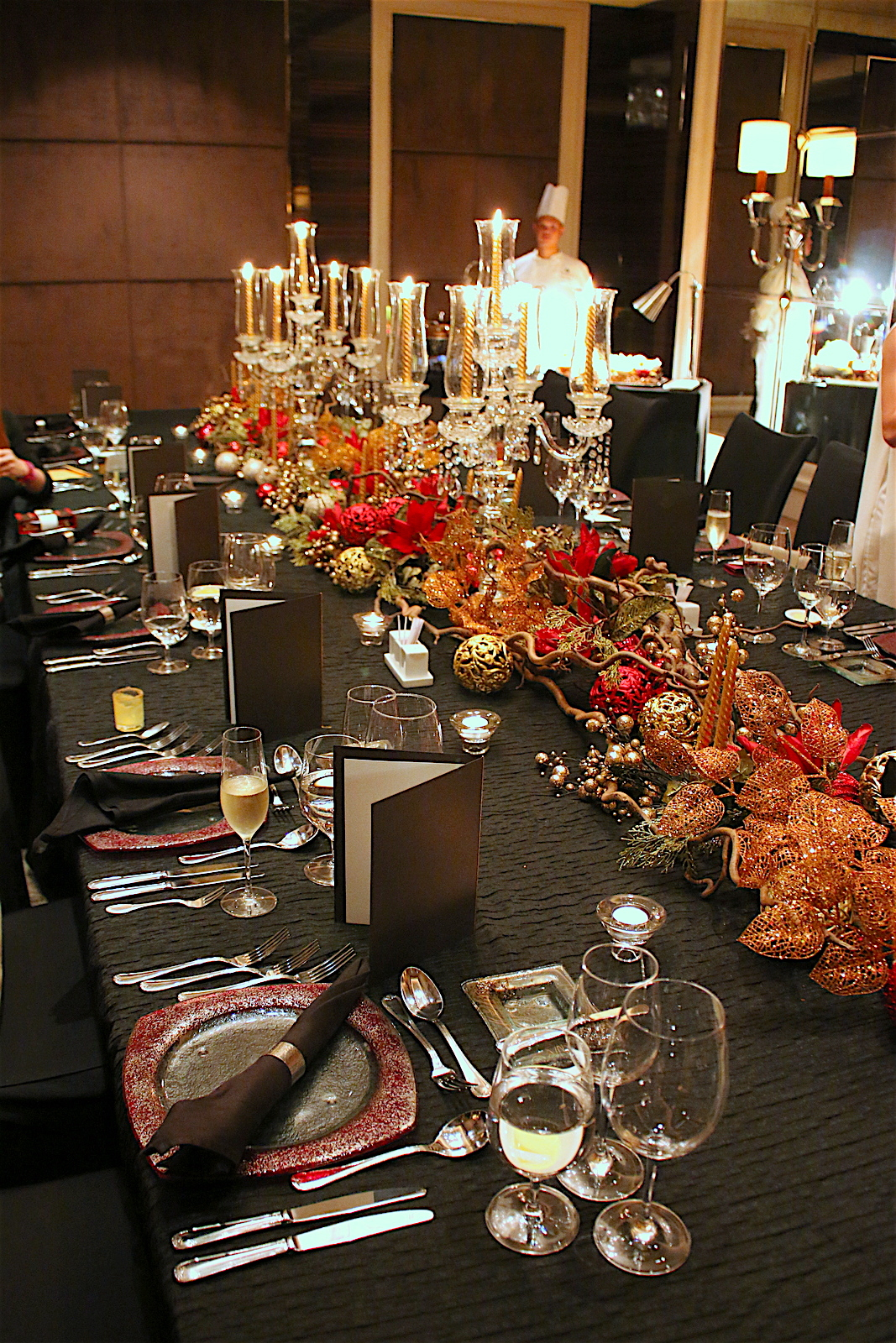 Christmas And New Year Dinners And Festive Buffets At St