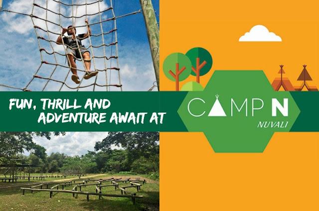 Camp Nuvali Laguna