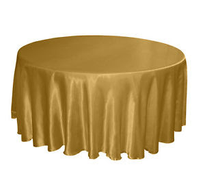 Gold Table Cover €10