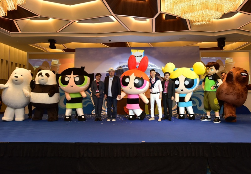 singapore cruise centre cartoon network cruise ship promo