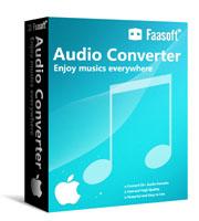 Faasoft Audio Converter 5.4.23.6956 poster box cover