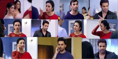 "Yeh Hai Mohabbatein Star Plus Serial 27th February 2019 Written Update  "" Ishita is Angry on Raman """