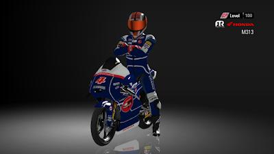 Mod Team Gresini Moto3 Tes Valencia 2016 MotoGP13