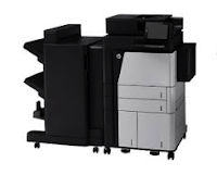 Printer HP LaserJet M830z Driver Download