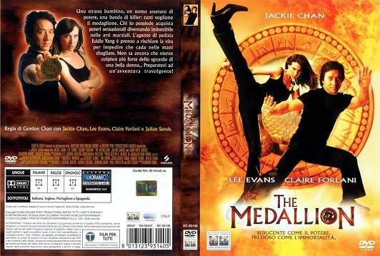 The Medallion Hindi Dual Audio Full Movie Download