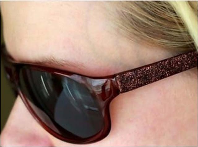 güneş gözlüğü nasıl süslenir
