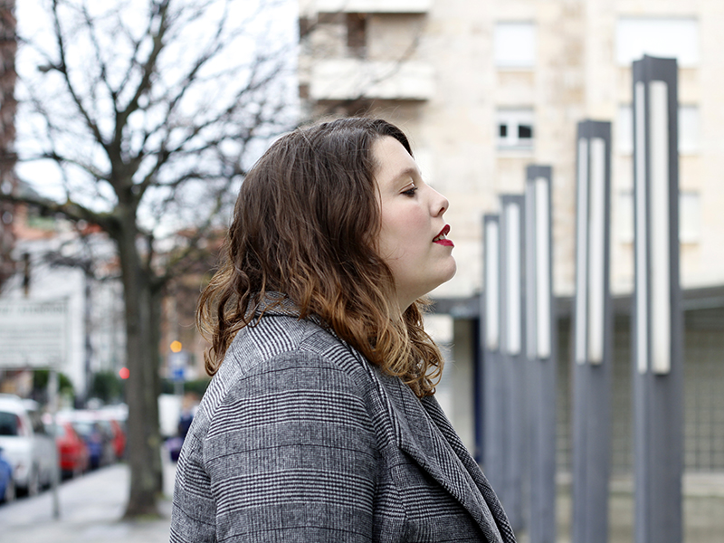Collage of Style - Almudena Duran Arnaiz - Basicos en negro y granate I