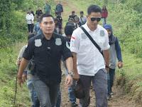 Terindikasi Ladang Ganja, Polisi Sisir Kawasan Hutan Kutamaneuh Karawang