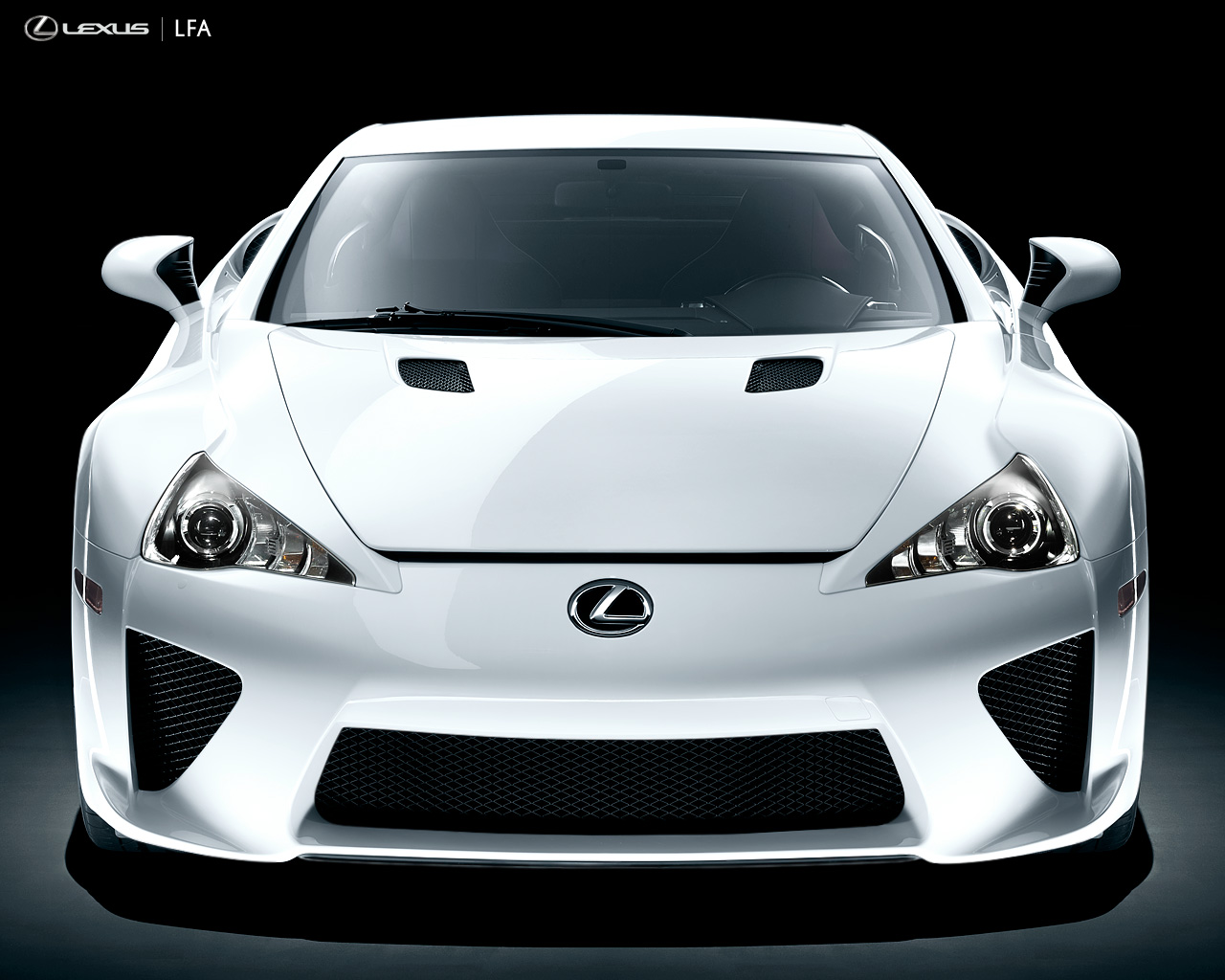 wallpapers lexus lfa - photo #36