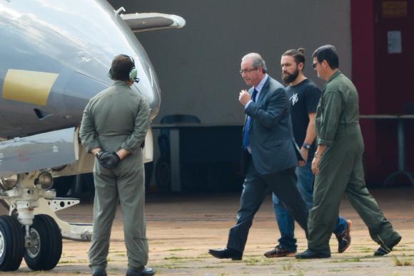 Eduardo Cunha cita Temer e Lula como testemunhas de defesa