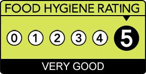 Food Standards Agency Ratings