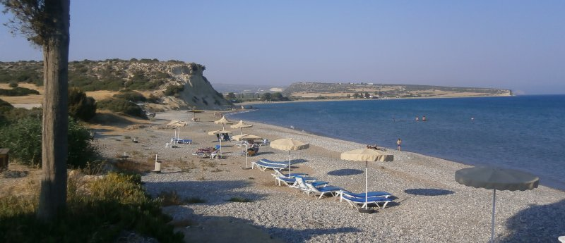 A new life planned in Cyprus: Lee in the News, a sea ...
