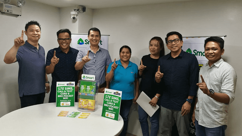 Smart Prepaid is now available at LCC