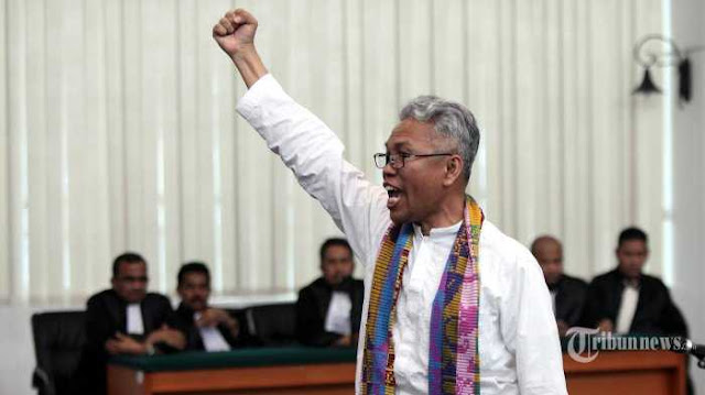 Dua Tahun Dikriminalisasi Jokowi, Buni Yani Dukung Prabowo-Sandi