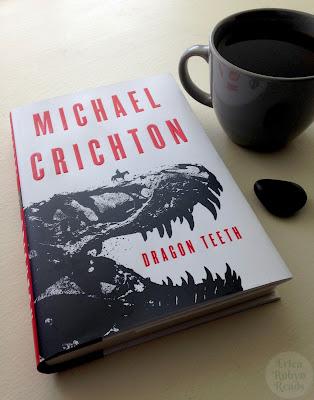 Dragon Teeth by Michael Crichton book photo