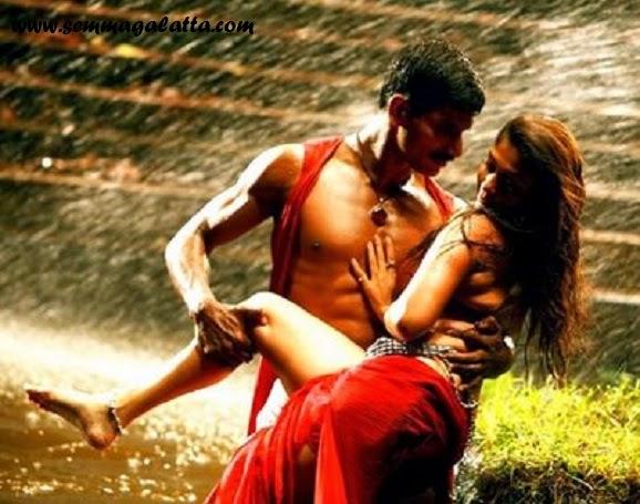 Nayanatara Cute Wallpapers Nayanthara Vishal Hot In Sathyam Movie Hot Pictures Of