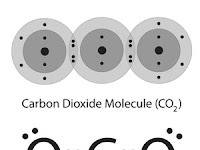 Carbon Dioxide Diagram