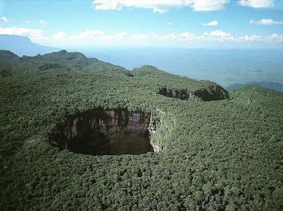 Cueva Sima Humboldt o Sima Mayor