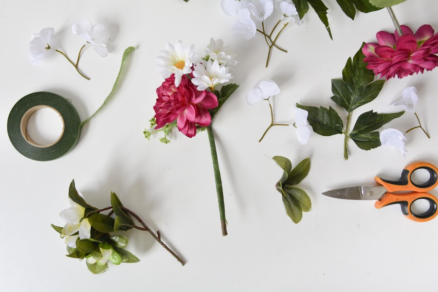 Elegimos flores