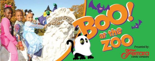 Boo! at the Zoo at Brookfield Zoo