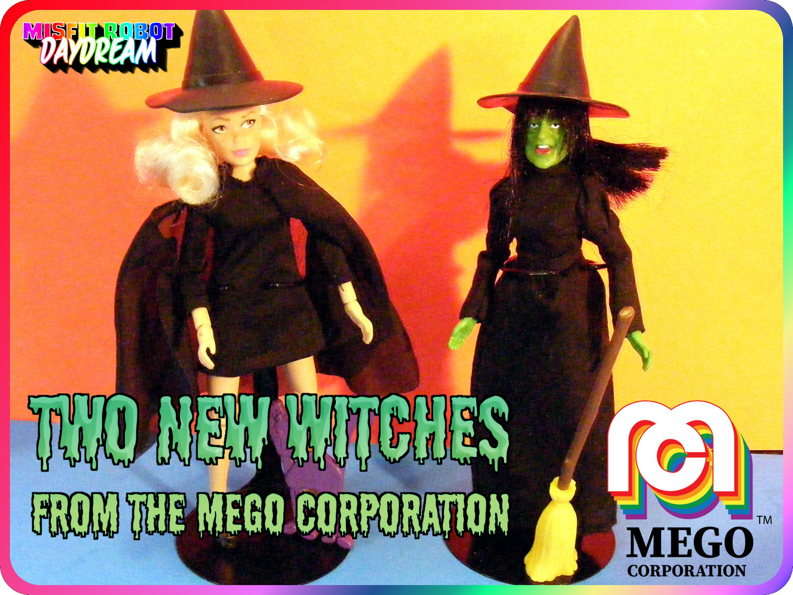 Misfit Robot Daydream Samantha From Bewitched And The Wicked