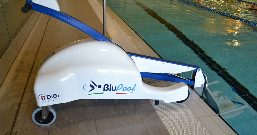 Mobility Products For Disabled People Blupool Mobile Pool
