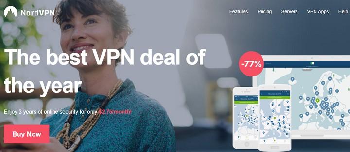 Obtén tres años de protección con NordVPN por solo $99 [Oferta]