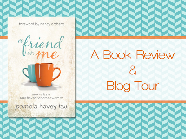 A Friend in Me: A Book Review & Blog Tour