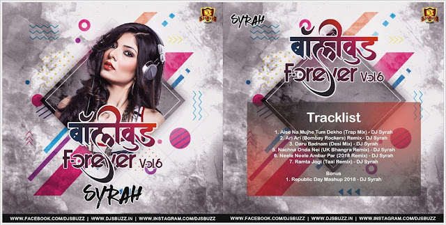 Bollywood Forever Vol.6 – DJ Syrah