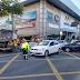 Acidente entre cinco veículos na Salgado Filho com Bernardo Vieira