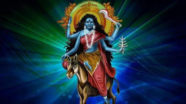 7-Devi-Kalaratri