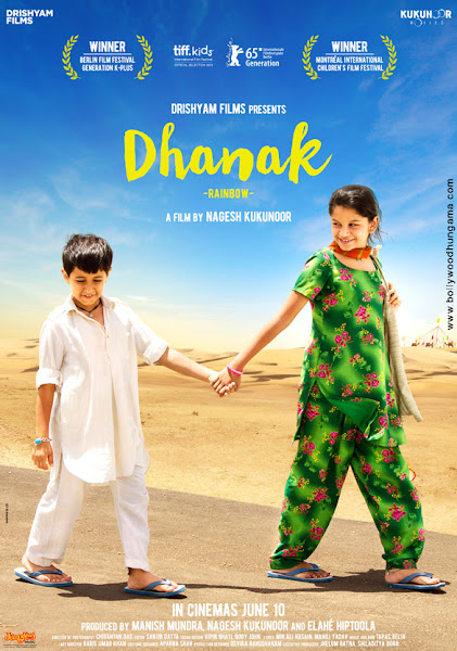 Dhanak (2016) Movie Poster