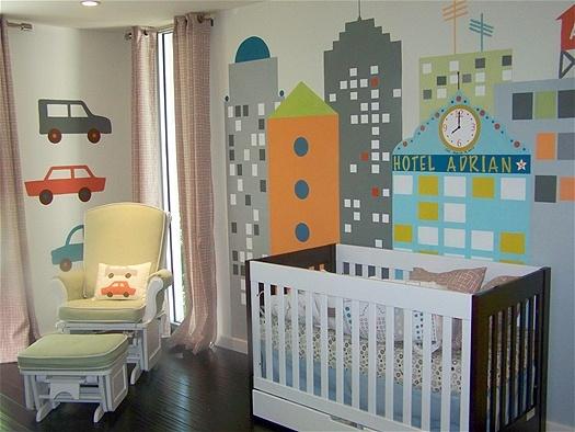 10 lindos dormitorios para bebé niño   dormitorios colores y estilos