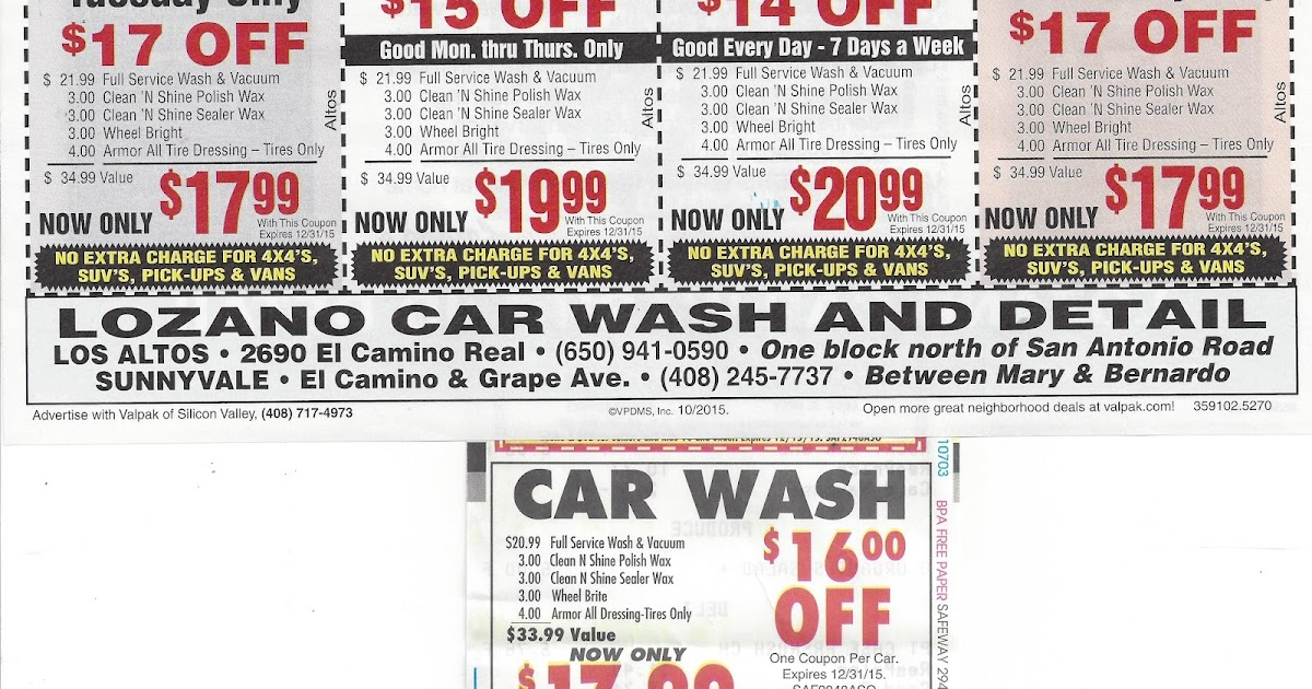 There are 6 top-rated car washes in your area and 51 to avoid.