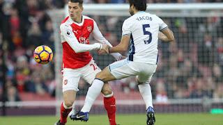 IMPRESSIVE! Granit Xhaka Sets New Premier League Record