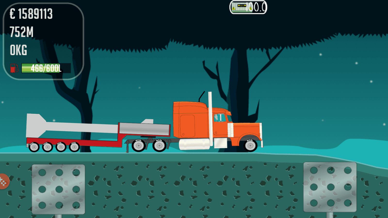 Trucker Joe MOD COMPRAS GRÁTIS 0.1.84